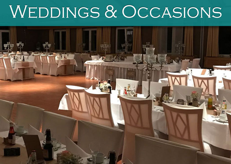 Celebrate Your feast or marriage in the right atmosphere and create a wonderful memory